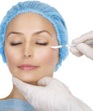 Plastic surgery Stock Image