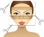 Plastic (Surgery) Diva Royalty Free Stock Images