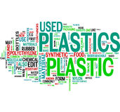 Plastic and Synthetic Royalty Free Stock Images