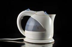 Plastic teapot Stock Images