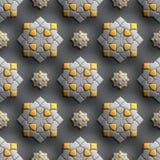 Plastic tegels als achtergrond Stock Afbeeldingen