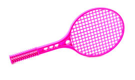 Plastic tennis Stock Images