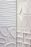 Plastic texture Stock Image