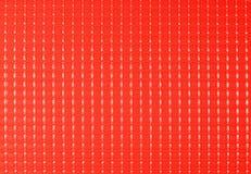 Plastic textuur - rood Stock Afbeeldingen