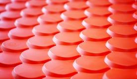Plastic tile texture Stock Image