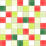 Plastic tiles Royalty Free Stock Images