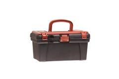Plastic tool box. Royalty Free Stock Photography
