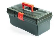 Plastic toolbox Stock Afbeeldingen
