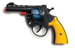 Plastic toy gun Stock Photo
