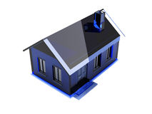 Plastic Toy house Stock Photography