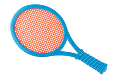 Plastic toy racket Stock Image