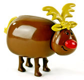 toy Rudolph Stock Images