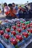 Plastic toys Stock Photography