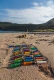 Plastic trash   Stock Photos