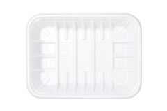 Plastic tray Royalty Free Stock Photo