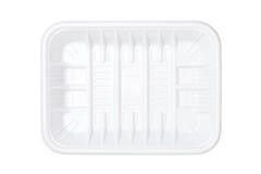 plastic tray Royalty Free Stock Photo