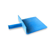 Plastic Trowel for Plastering Stock Photos