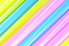 plastic tube Stock Images