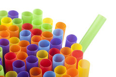 Plastic Tubes Stock Photography