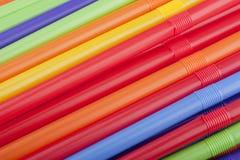 Plastic tubes Stock Image
