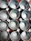 Plastic сup Stock Images