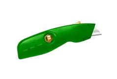Plastic utility knife Stock Photo