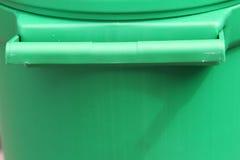 Plastic vat Stock Foto's