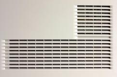 Plastic ventilatietraliewerk Royalty-vrije Stock Afbeelding