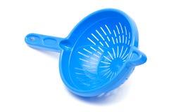 Plastic vergiet Royalty-vrije Stock Afbeelding