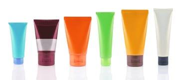 Plastic verpakking van product Royalty-vrije Stock Afbeeldingen