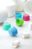 Plastic Ware Arkivfoton