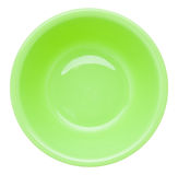 Plastic wash bowl Stock Photo
