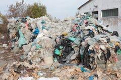 Plastic waste Stock Photos