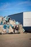 Plastic Waste recycling   Stock Photos