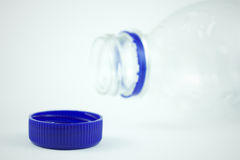 Plastic Water Bottle Royalty Free Stock Images