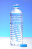 Plastic water bottle Royalty Free Stock Photos