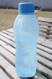 Plastic water bottle Stock Image