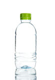 Plastic water bottle isolate Royalty Free Stock Photos
