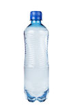 Plastic water bottle isolated royalty free stock photo