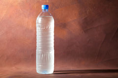 Plastic water bottles. Royalty Free Stock Photos