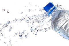 Plastic Water Bottles Royalty Free Stock Images
