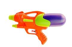 Plastic water gun Stock Photography