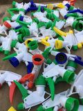 Plastic water gun Royalty Free Stock Image