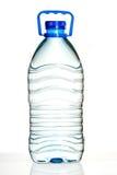 Plastic waterfles Stock Foto's