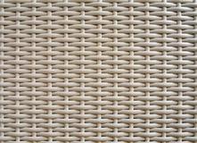 Plastic weave Royalty Free Stock Photo