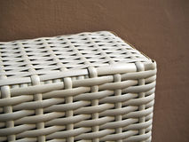 Plastic weave Royalty Free Stock Images