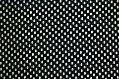 Plastic weave fabric pattern Stock Photos