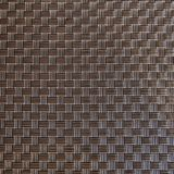 Plastic weave like metal Royalty Free Stock Photo
