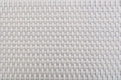 Plastic weave pattern. Close up of plastic weave pattern Stock Photography