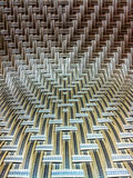 Plastic weave Royalty Free Stock Photography